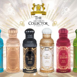 ALEXANDRE J. The Majestic Collection 2021