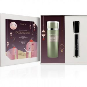 M2 BEAUTÉ – Coffret Eyelash Activating Serum (4ml) & Oil-Free Make-Up Remover (150ml)